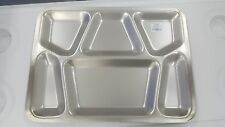 USGI Stainless Steel Military Mess Trays New never used Lot of 12