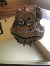 Lilliput Lane Watermeadows Anniversary Cottage 1994 In Original Box With Deed
