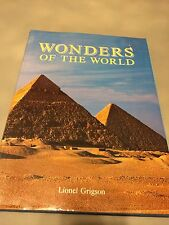 Wonders of the World : Lionel Grigson (1989, Hardcover)