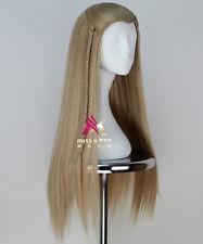The Hobbit Legolas Greenleaf Remarkable Long Blonde Cosplay Party Wig Hair