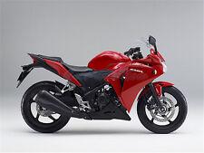 Injection Red ABS Plastic Bodywork Fairing Fit for Honda 2011-2013 CBR250R  b04