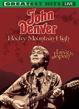 Rocky Mountain High  Live In Japan 1981 [DVD] [2014] [NTSC][Region 2]