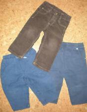 3x Baby/Kleinkinder Hosen Set Gr. 80 9-12Monate / H&M, Cosies, Baby-baby - Jeans