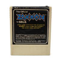🔴 Atari 2600 Game Zaxxon Game Cartridge Only Tested & Working