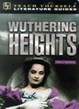 """Wuthering Heights"" (Teach Yourself Revision Guides),Jane Easton"