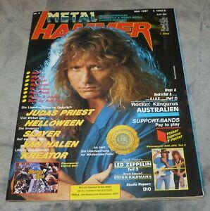METAL HAMMER 1987 Mai - Ausgabe - Komplett -  Neuzustand  05/1987