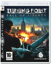 Turning Point: Fall Of Liberty (PS3) ..pre owned..GOOD  condition!! .