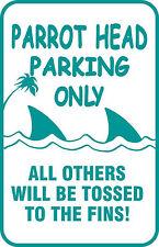 Custom Buffett Parrothead Bar Beer Beach Pool Key West Tropical Gift Sign #14