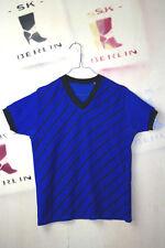 Nr. 3 Spielerhemd Trikot blau True Vintage DDR Gr XS Rückennummer 80er shirt 80s