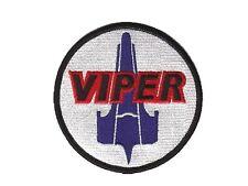 Battlestar Galactica Ecusson brodé des pilotes de Viper bsg pilot patch