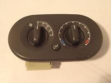 2L2Z-19980-BA Ford OEM H-vac A/c Control Dash