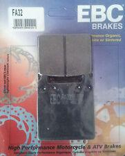 For HONDA CB 750 F//F1 76-77 EBC Semi-Sintered V Front Brake Pads FA013V