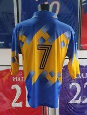 Maillot jersey camiseta shirt matra racing france porté worn PSG Courbevoie L