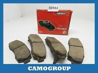 Pills Pads Front Brake Pad HONDA Cr-V FDB4161