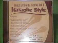 Songs by Dottie Rambo~#3~Christian~Daywind~Karaoke Style ~ One More Valley ~CD+G