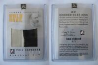 2008-09 ITG Superlative HG-37 Phil Esposito 1/1 holy grail GOLD 1 of 1 Bruins