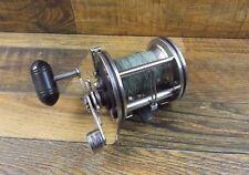 Vintage Shakespeare Seawonder # 2155 Trolling Reel W/Torpedo Handle