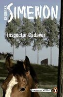 Inspector Cadaver: Inspector Maigret #24 by Simenon, Georges, NEW Book, FREE & F