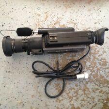 Hitachi VK-C830 color video Camera recorder 1983 Vintage Antique camcorder