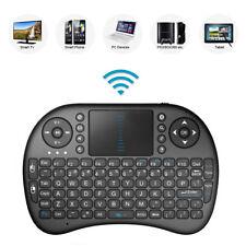 2.4GHz Wireless Keyboard with Touch Pad For SONY BRAVIA KD49XF8096BU 49 SMART TV