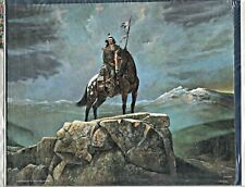 SPIRIT IN THE WIND (Native American) 3D Decoupage Craft Kit  8x10 New Unopened