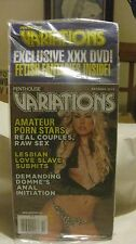 Collectible Penthouse Variations Magazine October 2010 With DVD Included    eb90
