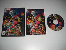 CEVILLE Pc DVD Rom Point 'n' & Click adventure - FAST POST
