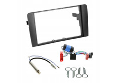 2 DIN ISO RADIO FRAME FOR AUDI A3 8P 2003 - 2013