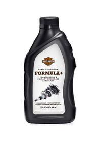 HARLEY DAVIDSON FORMULA+ TRANSMISSION AND PRIMARY CHAINCASE OIL 62600019
