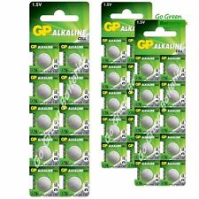 30 x GP LR44 1.5V Batteries A76  LR 44 AG13 357 L1154