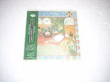 SPIROGYRA - OLD BOT WINE - JAPAN CD MINI LP