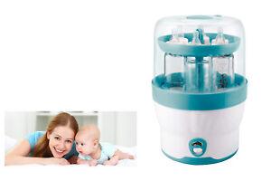 Sterilizzatore elettrico biberon 500w a vapore neonato disinfetta bottiglie