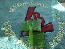 50 SINGLE XBOX DVD CASE Translucent Green  BL73X-Translucent