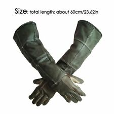 Pet Gloves Anti-grasping Bite Leather Protective Cat Dog Work Gloves Training