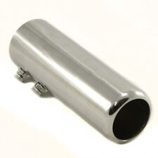 Exhaust Tip Trim Pipe End For VW Passat Polo Bora Caddy Touran Jetta New Beetle