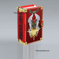 CARD CAPTOR SAKURA - Clow Card Book Takara Tomy