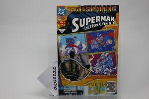 1993 DC Action Comics • Superman • Issue #689