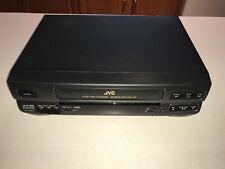 JVC HR-J633U HIFI VHS VCR Video Cassette Recorder Player AV Compu Link