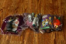 2001 Simpsons Spooky Light Ups Burger King Kids Meal Toy Krusty as Vampire #14