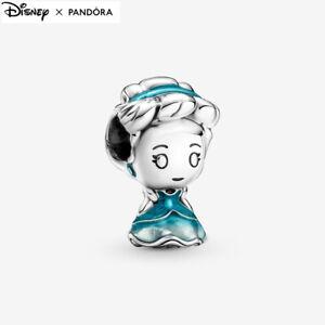 ALE S925 Genuine Silver Pandora Disney Cinderella Charm With Gift Box