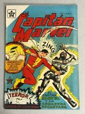 EL CAPITAN MARVEL #6 Novaro MEXICO COMIC 1953 CAPTAIN MARVEL ADVENTURES pristine