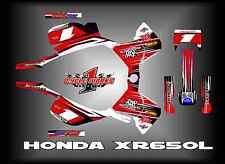 HONDA XR650L XL 650 XR 650L  SEMI CUSTOM GRAPHICS KIT REED TWO TWO