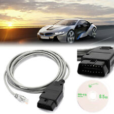 Ethernet to OBD Interface Cable E-SYS IcoM Coding F-series for BMW ENET 2M