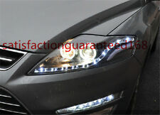 Headlights For 2013-2015 Ford Mondeo CHIA-X With LED DRL And Bi-Xenon Projector