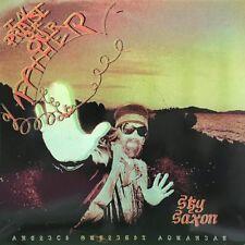 SKY SAXON ~ In Praise Of Our Father ~ 2016 USA Swordfish Records PURPLE vinyl LP