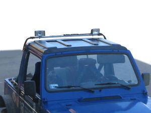 Suzuki SJ Samurai  SJ413, SJ410 Cabrio  Roof