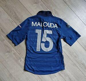 Maillot porté MALOUDA Equipe de France match worn shirt