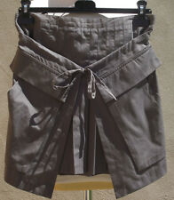 ° COMPTOIR DES COTONNIERS °- Jupe grise modèle MAISSANE TOIL Taille 38
