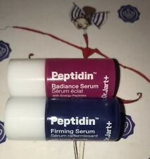 DR JART+ Peptidin Firming Serum AND Radiance Serum .17oz/5mL Each, Travel Size