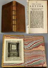 1686 | Gilbert Burnet | Account of Switzerland, Italy etc. | 1st edition variant